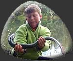 James with eel